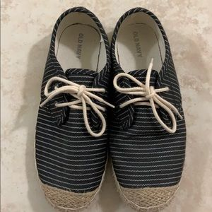 Old navy big kids espadrilles